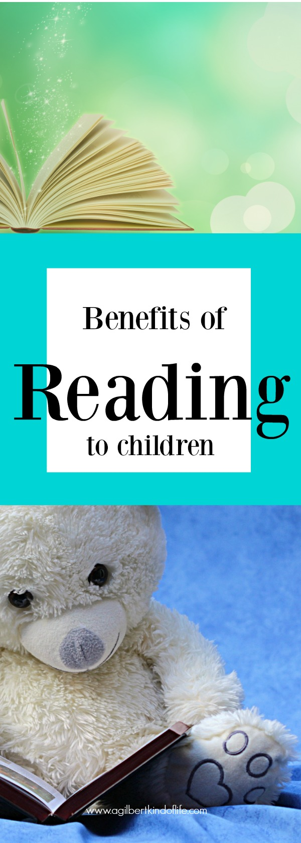 Science and parents have known for years that reading aloud to children offers many benefits - here are just a few of them.