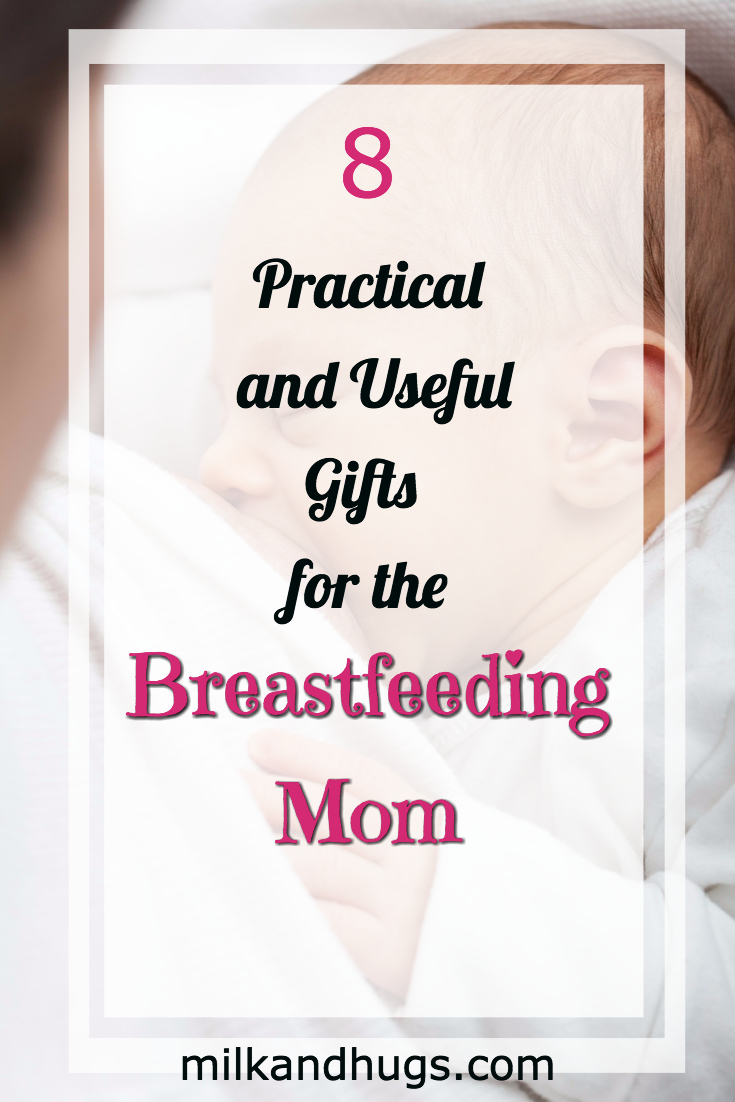 Practical and Useful #Gifts for the #Breastfeeding Mom