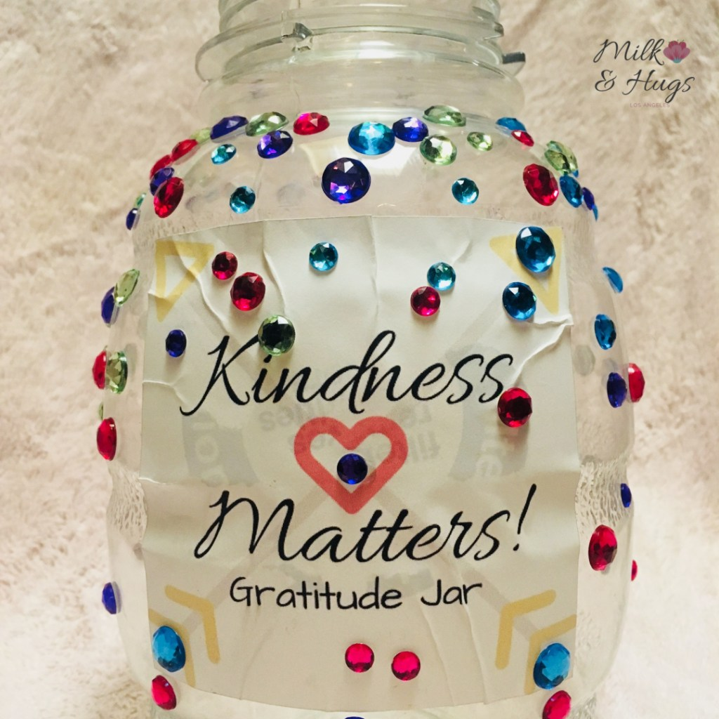 Take the Great Kindness Challenge at home! Here are over 30 ideas to get you and your family started! #kindness #gratitude