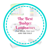 Finding the Perfect Budget Laminator For Home Use