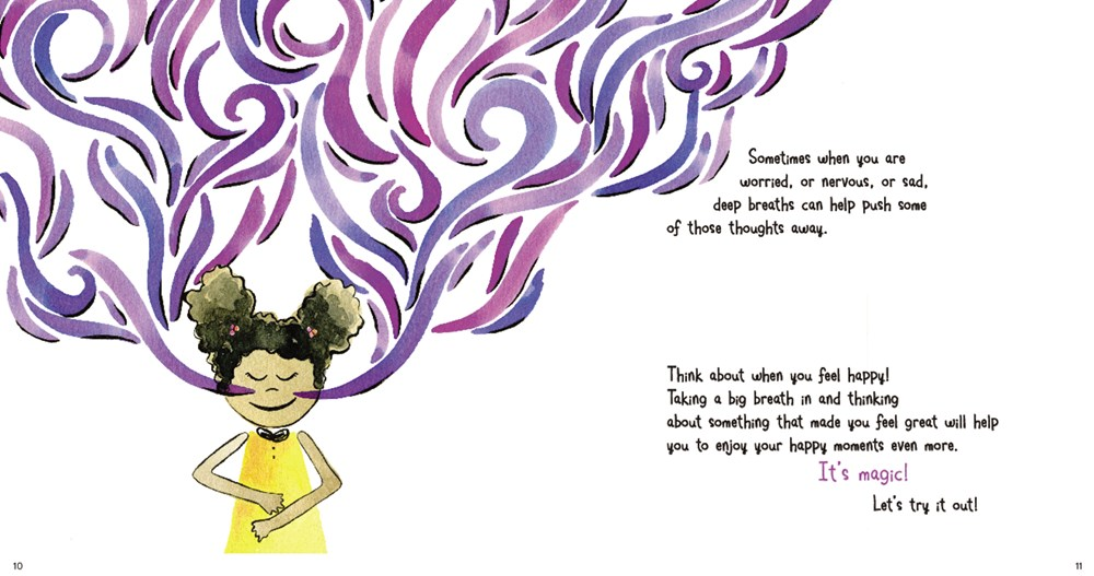 Are you looking for a way to teach your kids how to be calmer? This book can help