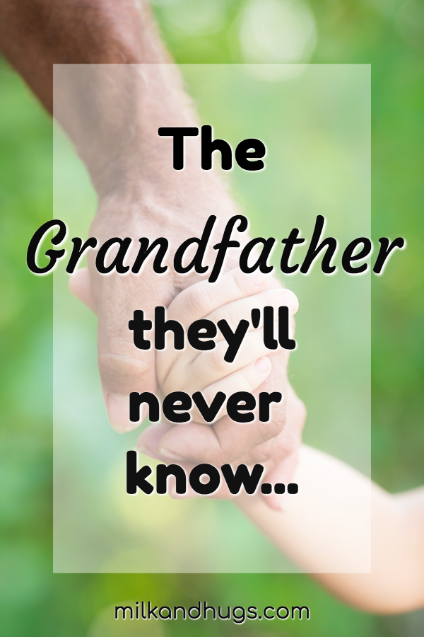 I was an adult when my father died, though not yet a mother myself. Fast forward and I find myself with two children and an incredibly important, though difficult, job: help them discover the Grandfather they'll never know. #Grief #kidsandloss