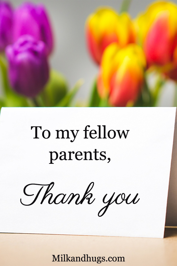 Something happened late last week that made me want to cry. Not tears of sadness or pain, but ones of gratitude and relief. Surprisingly, it happened when my youngest daughter first showed signs of gastroenteritis - yet it was what happened IN that moment that makes me want to shout to my fellow parents, THANK YOU! #gratitude #ThankYou #WarriorParent #Gastroenteritis