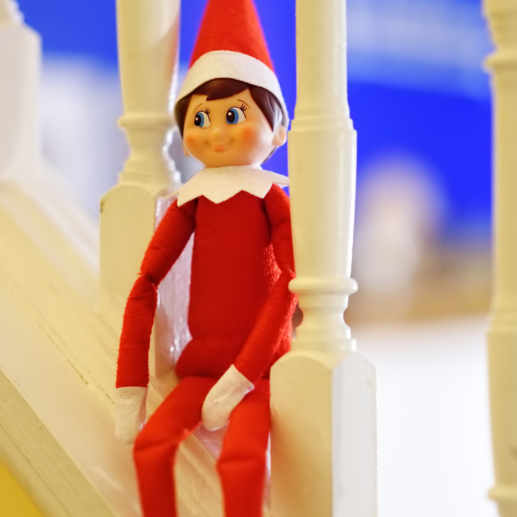 To Elf or not to Elf? Making the choice to include this little monster in our Christmas Traditions... #elf #Christmas #Really #mommyblogger