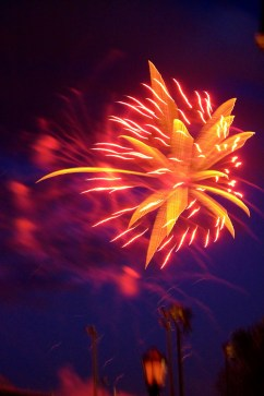 fireworks canada day, world pride