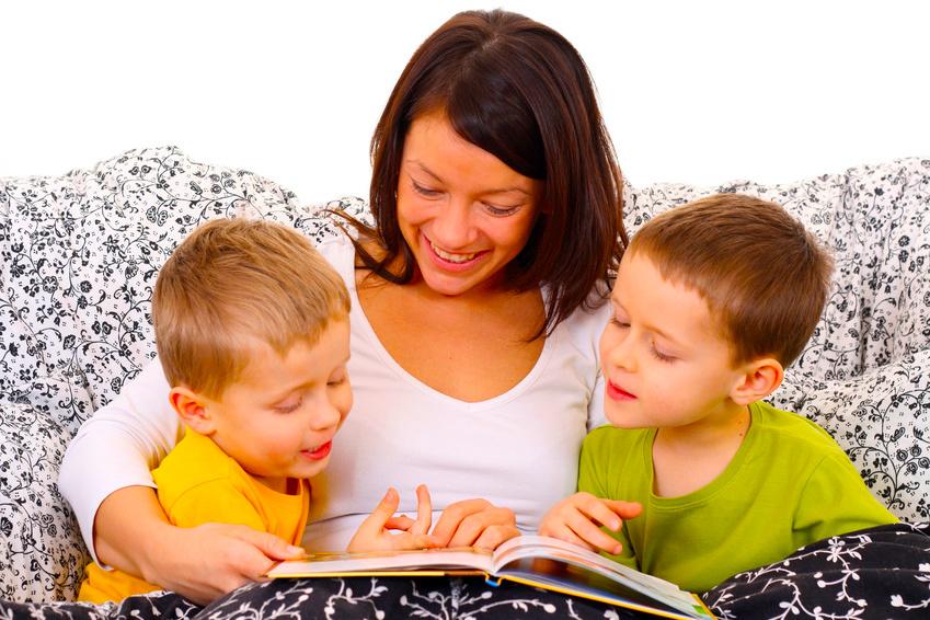 як навчити дитину читати