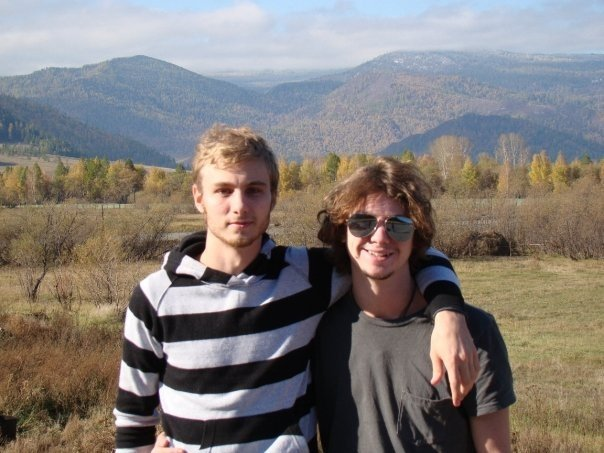 Brothers and co-owners of OTP Travel, Justin and Alex.  Check Justin's article Burn Your Guidebook.