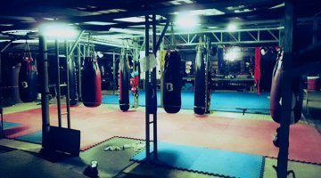 kiatphontip-muay-thai-gym-empty