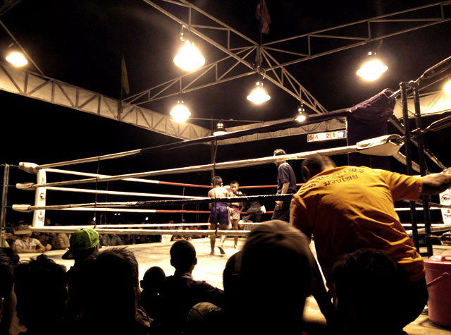first-muay-thai-fight-wor-wathana
