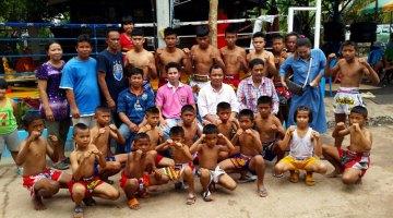 Buriram Muay Thai