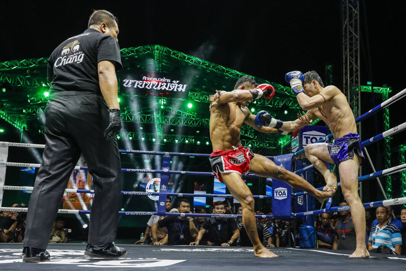muay thai expo buriram