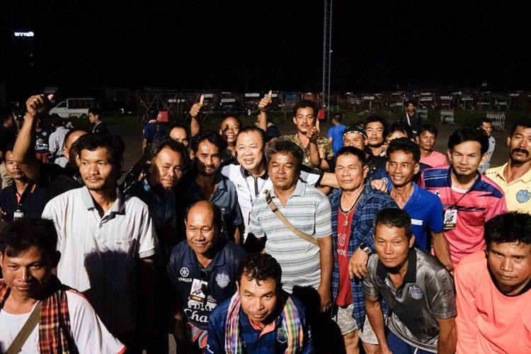 muay thai expo buriram