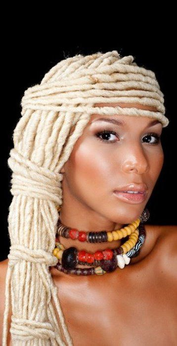 30 Styles For Women With Dreadlocks