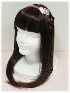 Angelic Pretty Night Theater Headband Pink