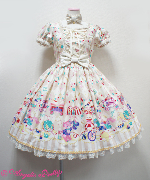 Angelic Pretty Fantasy Theater OP Ivory