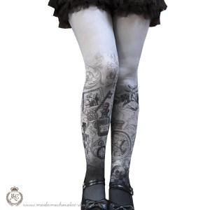 Madame Chocolat Gothic Alice Tights