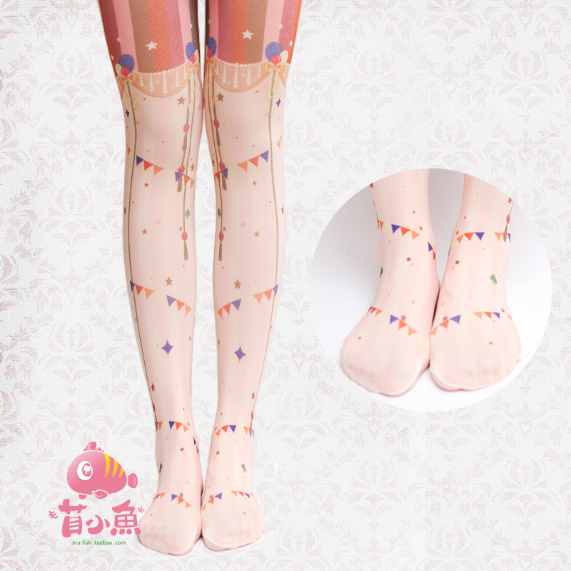 Mufish Circus Tights