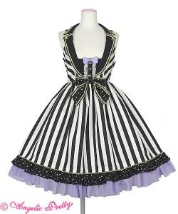 Angelic Pretty Magic Girl Star Jumperskirt Lavender