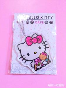 Hello Kitty Acrylic Charm