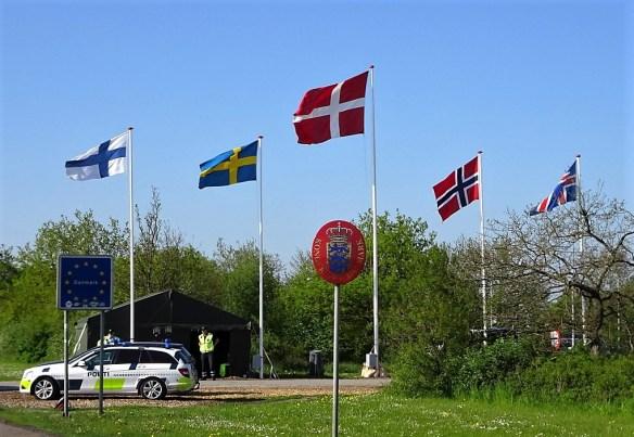 5 Entrée en Sccandinavie
