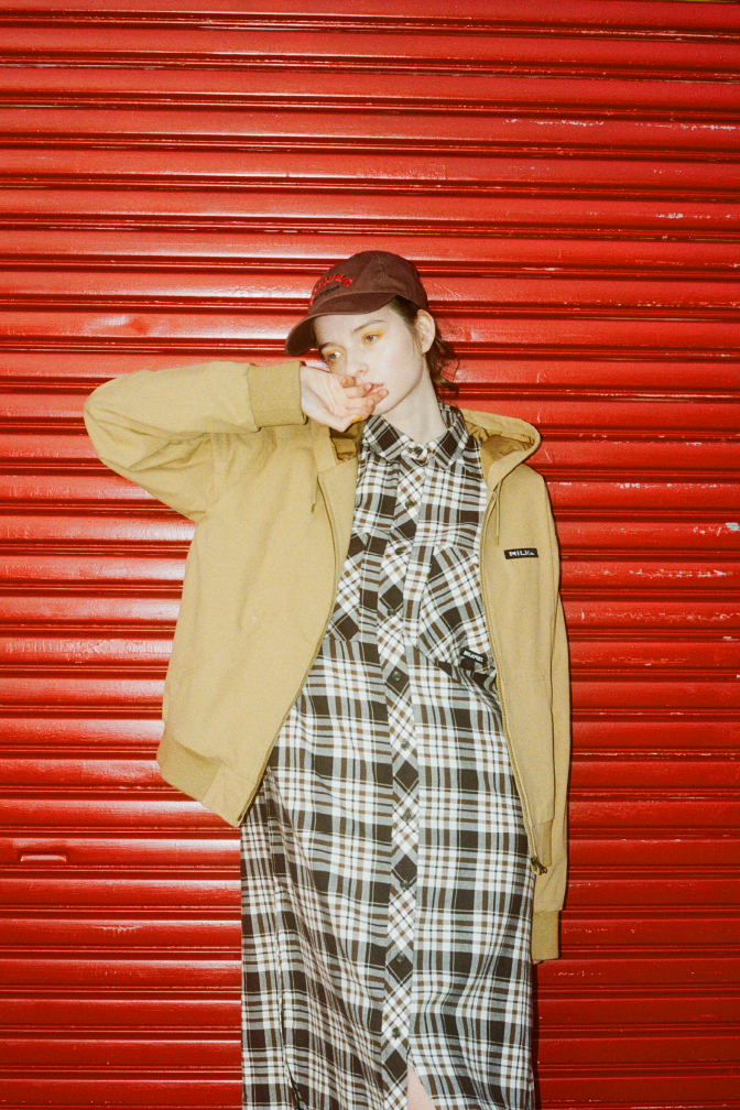 2020 SPRING COLLECTION LOOK BOOK : MILKFED. OFFICIAL SITE (MILKFED.官方網站)