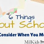 6 Things to Consider About Schools When You Move