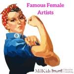 Famous Women Artists