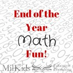 End of the Year Math Fun