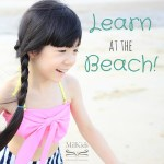 Learn at the Beach!