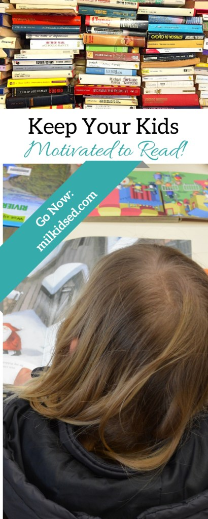 Keep your kids motivated to read with easy games, activities, and DIY ideas!