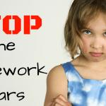 Stop the Homework Wars