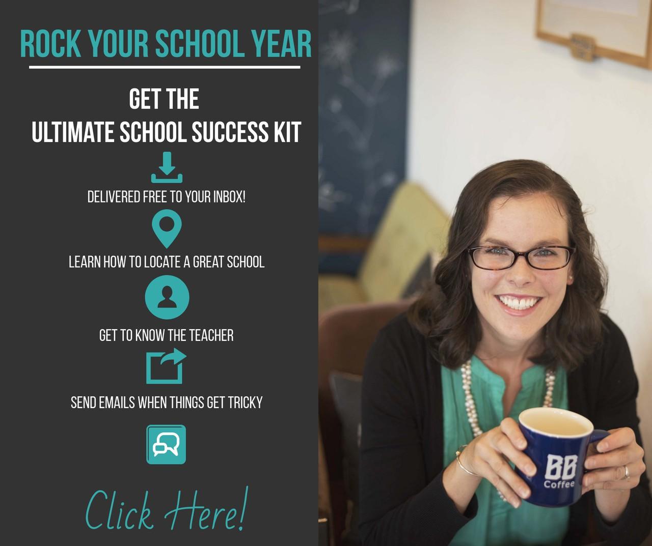 MilKids Ed, Education, K-12, Ultimate School Success Kit, Free download, meg flanagan