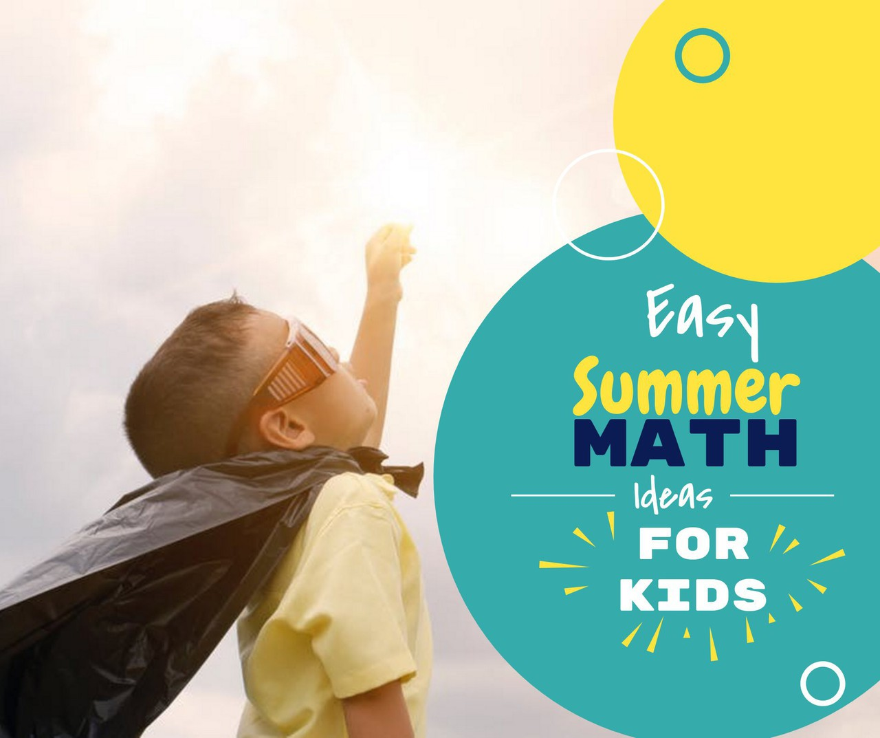Easy Summer Math Activities and Resources for Kids | MilKids Ed