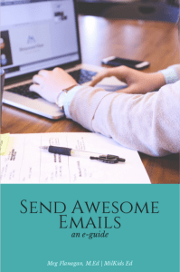 Send Awesome Emails for School Success