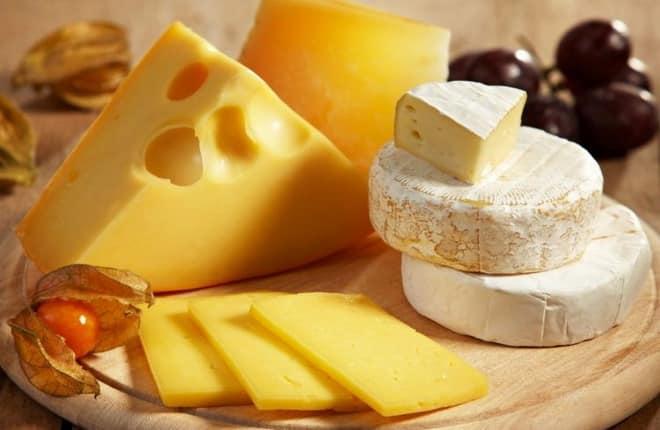 نمرات جامد پنیر