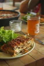 Eggpant Parmigiana