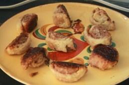 Seamus' delightful desserts