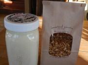 Yogurt and Granola