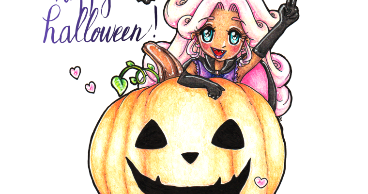 Halloween Freebie For You!