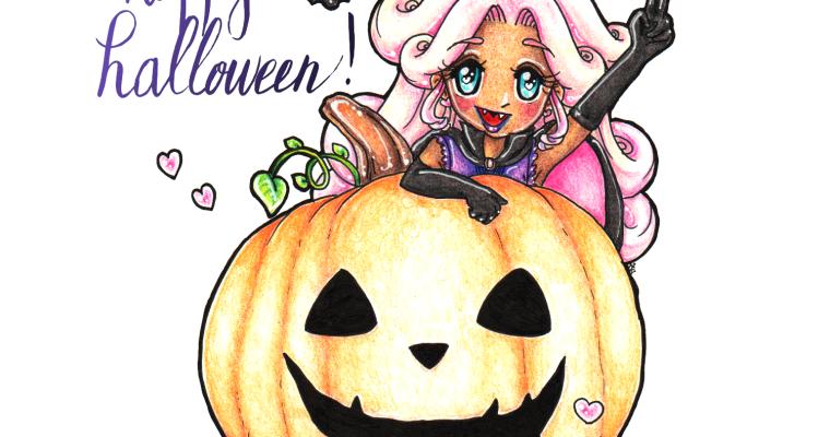 Halloween Freebie For You!