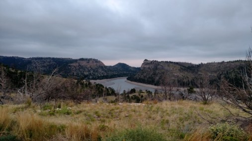 Site from eastern Wyoming