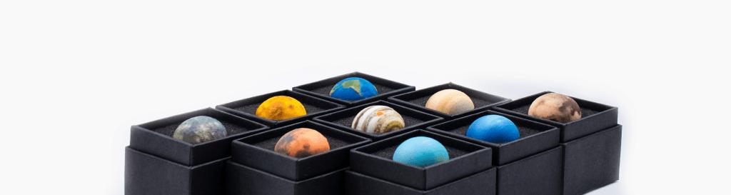 Mini Planets Set