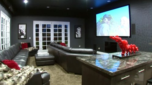 the-basement-has-an-in-home-theater-with-surround-sound