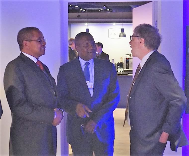 Mstaafu Kikwete kwenye orodha moja na Bill Gates, Dangote na Ellen Johnson Sirleaf
