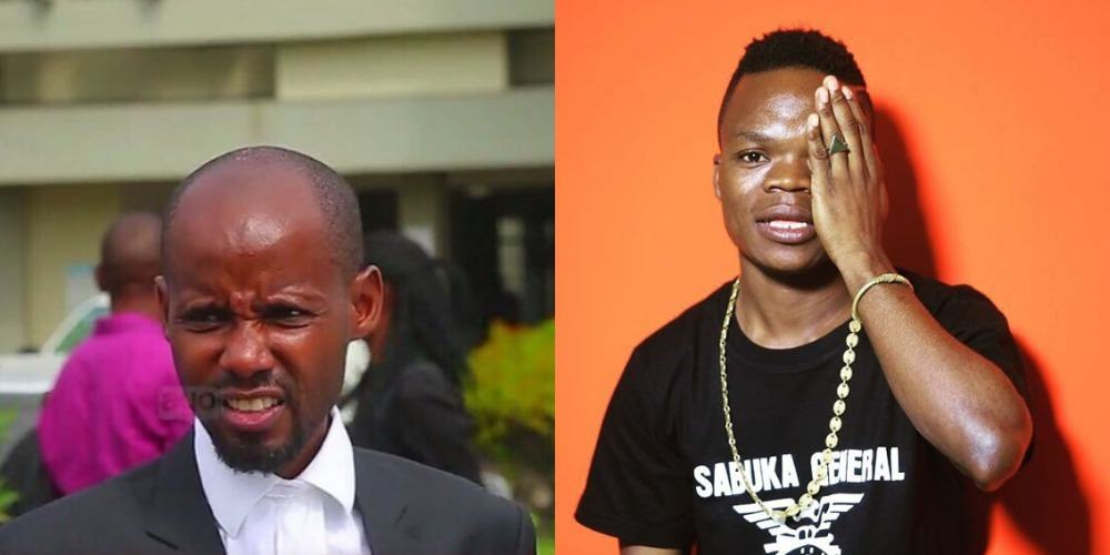 Alichokiandika Mwanasheria Alberto Msando kuhusu Msanii Harmorapa