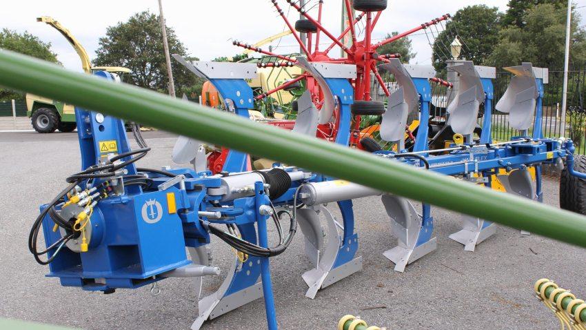 Accesorios de maquinaria agrícola Millares Torrón en Lugo