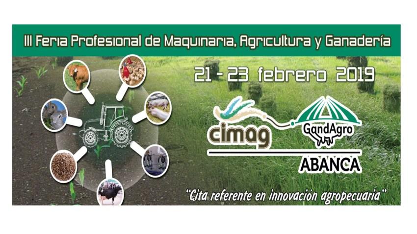 III Feria Profesional de Maquinaria Agricultura y Ganaderia.1920