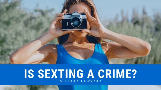 Is Sexting a Crime?