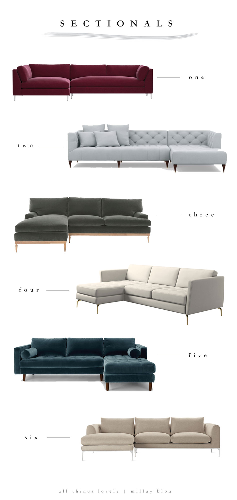 That Last Aspect Has Me Split On Whether I Want A Chaise Style Sectional Or  Sofa And Chair Combou2026so Iu0027m Currently Considering Both.