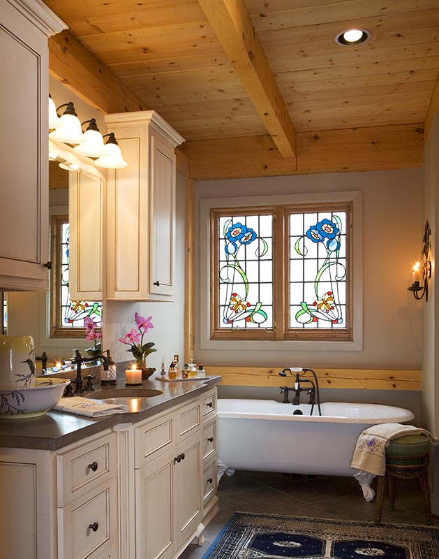 Bedrooms And Bathrooms Mill Creek Post Amp Beam